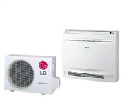 LG standaard 2,5kW, Vloermodel CQ09 NAO