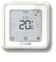 Honeywell Lyric T6 thermostaat bedraad - Wit