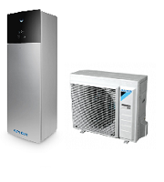 Daikin Altherma LT 6kW all-in-one (180L) - ZILVER